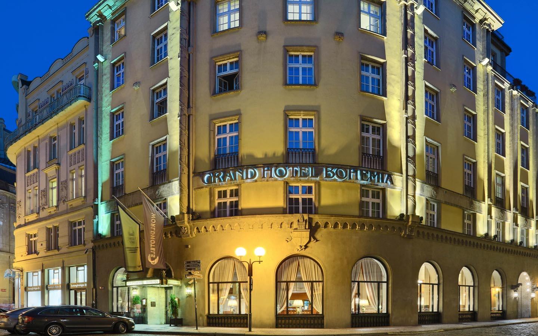 Grand Hotel Bohemia Ballroom Boccaccio